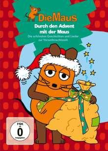 Die Sendung mit der Maus 13: Durch den Advent mit der Maus, DVD