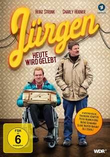 Jürgen - Heute wird gelebt, DVD