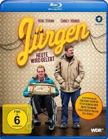 Jürgen - Heute wird gelebt (Blu-ray), Blu-ray Disc