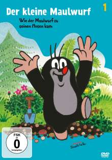 Der kleine Maulwurf DVD 1, DVD
