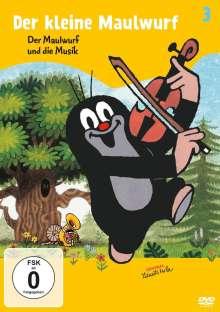 Der kleine Maulwurf DVD 3, DVD