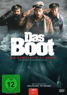 Das Boot (TV-Serie), 2 DVDs
