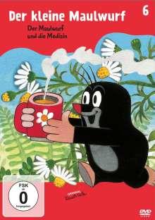 Der kleine Maulwurf DVD 6, DVD