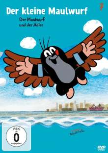 Der kleine Maulwurf DVD 7, DVD