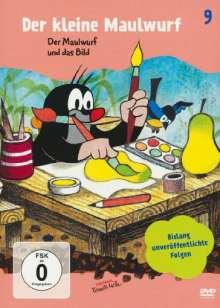 Der kleine Maulwurf DVD 9, DVD