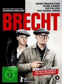 Brecht (Special Edition) (Blu-ray & DVD im Digipak), Blu-ray Disc