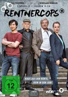 Rentnercops Staffel 2, 4 DVDs