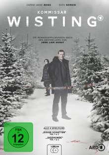 Kommissar Wisting: Eisige Schatten / Jagdhunde, 2 DVDs