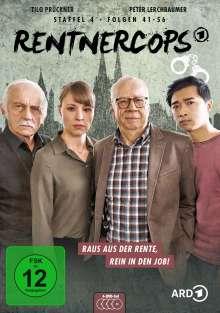 Rentnercops Staffel 4, 4 DVDs
