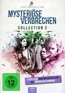 Mysteriöse Verbrechen Collection 2, 2 DVDs