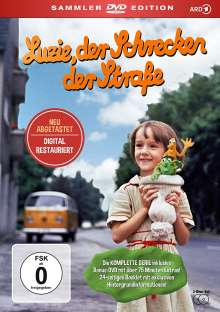 Luzie, der Schrecken der Straße (Sammler-Edition im Digipack), 2 DVDs
