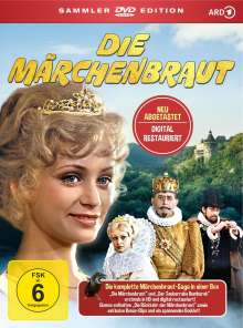 Die Märchenbraut (Komplette Serie) (Sammler-Edition), 7 DVDs