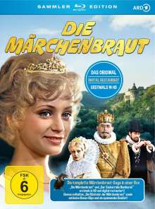 Die Märchenbraut (Komplette Serie) (Sammler-Edition) (Blu-ray), 7 Blu-ray Discs