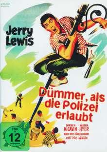 Dümmer, als die Polizei erlaubt, DVD