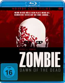 Dawn of the Dead (3D Blu-ray), Blu-ray Disc