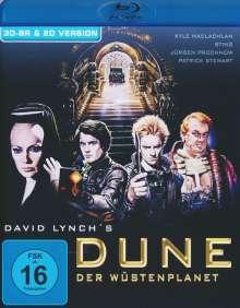 Dune - Der Wüstenplanet (3D Blu-ray), Blu-ray Disc