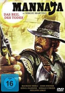 Mannaja, DVD