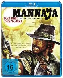 Mannaja (Blu-ray), Blu-ray Disc