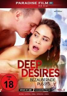 Deep Desires Vol. 2 - Bezaubernde Pussys, DVD