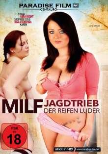MILF - Jagdtrieb der reifen Luder, DVD