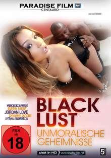 Black Lust - Unmoralische Geheimnisse, DVD