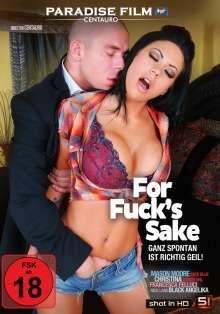 For Fuck's Sake - Ganz spontan ist richtig geil, DVD