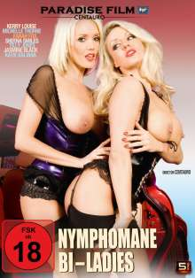 Nymphomane Bi-Ladies, DVD