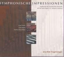 Joachim Vogelsänger - Symphonische Impressionen, CD