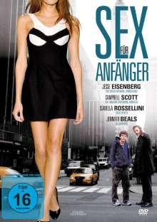 Sex für Anfänger, DVD