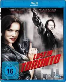 Lost in Toronto (Blu-ray), Blu-ray Disc