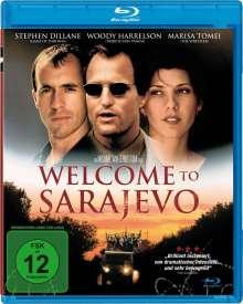 Welcome to Sarajevo (Blu-ray), Blu-ray Disc