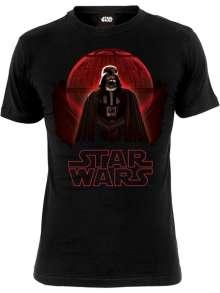Star Wars: Darth Vader-Death Star (Shirt Gr.M), T-Shirt