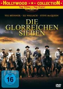 Die glorreichen Sieben (1960), DVD