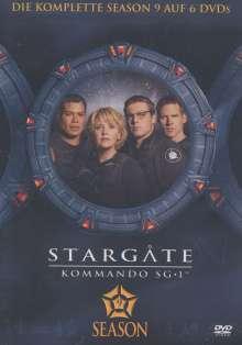 Stargate Kommando SG1 Season 9, 6 DVDs