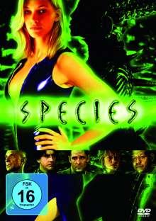 Species, DVD