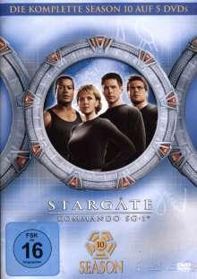 Stargate Kommando SG1 Season 10, 5 DVDs