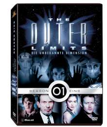 Outer Limits Season 1, 6 DVDs