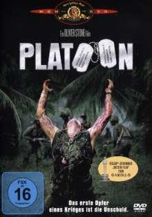 Platoon, DVD