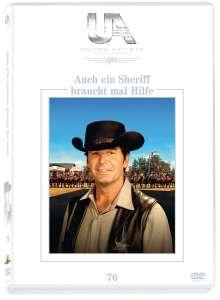 Auch ein Sheriff braucht mal Hilfe, DVD