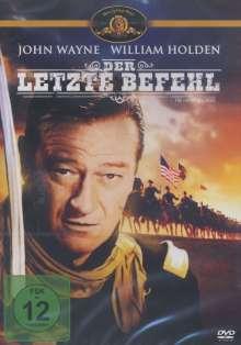 Der letzte Befehl, DVD