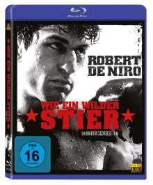 Wie ein wilder Stier (Blu-ray), Blu-ray Disc