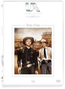 Vera Cruz, DVD