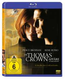 Die Thomas Crown Affäre (1999) (Blu-ray), Blu-ray Disc
