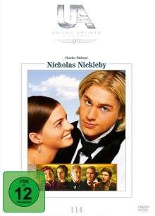 Nicholas Nickleby (2002), DVD