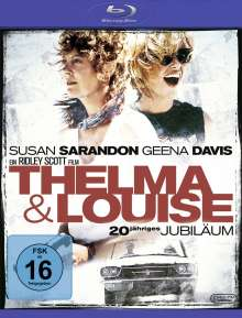 Thelma und Louise (Blu-ray), Blu-ray Disc