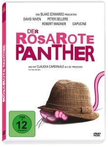 Der rosarote Panther (1963), DVD