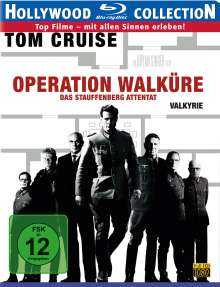 Operation Walküre - Das Stauffenberg-Attentat (Blu-ray), Blu-ray Disc