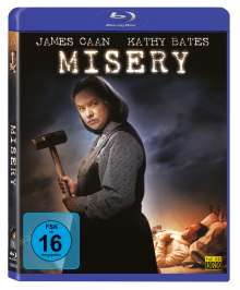 Misery (Blu-ray), Blu-ray Disc
