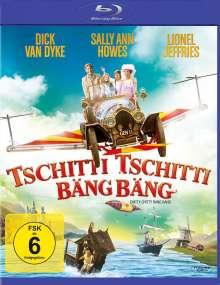 Tschitti tschitti bäng bäng (Blu-ray), Blu-ray Disc