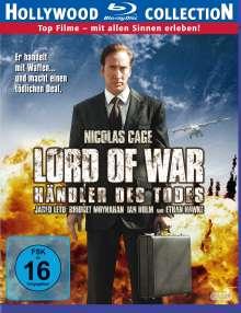 Lord of War - Händler des Todes (Blu-ray), Blu-ray Disc